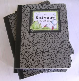 science notebook journal
